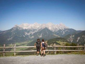 Tirol ist sehr beliebt bei Urlaubern. Die Zahlen sagen genaueres. // Foto: Tirol Werbung, Schwarz Jens