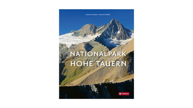 Cover des Buches Nationalpark Hohe Tauern aus dem Tyrolia Verlag