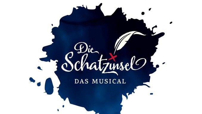 """Das Logo des neuen Musicals """"Die Schatzinzel"""", welches in Füssen zu sehen ist. // Foto: spotlight musical"""