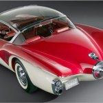 Diseño sobre cuatro ruedas (Años 50)