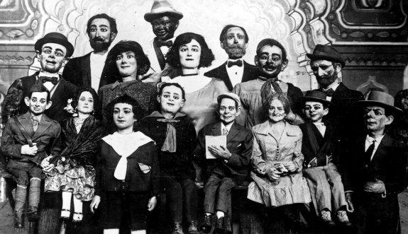 La Compañía de actores mecánicos de Francisco Sanz.