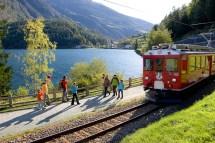 Rhaetische Bahn. swiss-image.ch/Christof Sonderegger