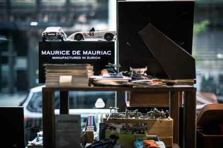 Der Menschensammler – Daniel Dreifuss. Maurice de Mauriac