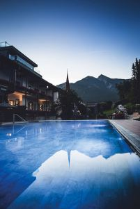 Hotel Klosterbräu Seefeld Pool