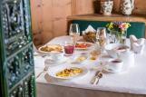 Mirabell Dolomiten Wellness Residenz Frühstück