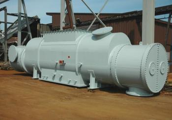 condenser, shell and tube condenser, heat exchanger, shell and tube heat exchanger