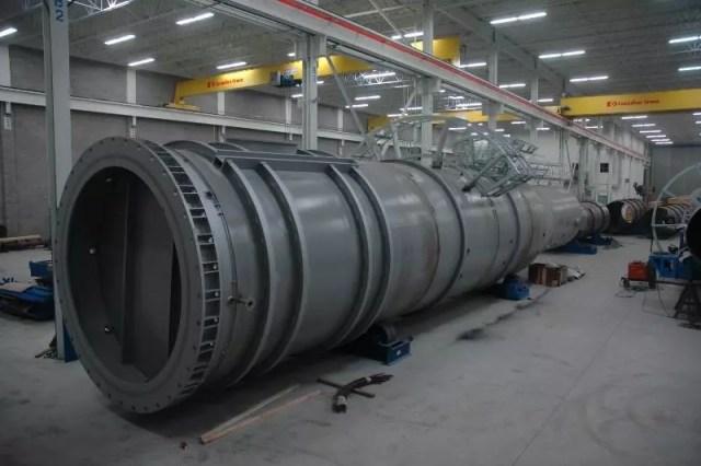 flare stack, flare stack fabricator, stack fabricator, liquid seal, liquid seal fabrication, USA
