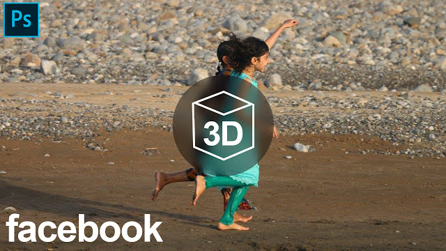 How to Make Facebook 3D Photos in Photoshop