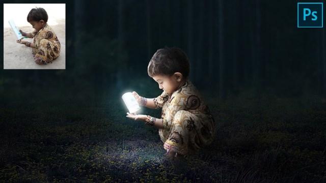 Light Effect - Photoshop Manipulation Tutorial