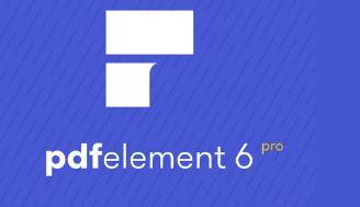 Wondershare PdfElement Pro 6.0 Crack Full Download