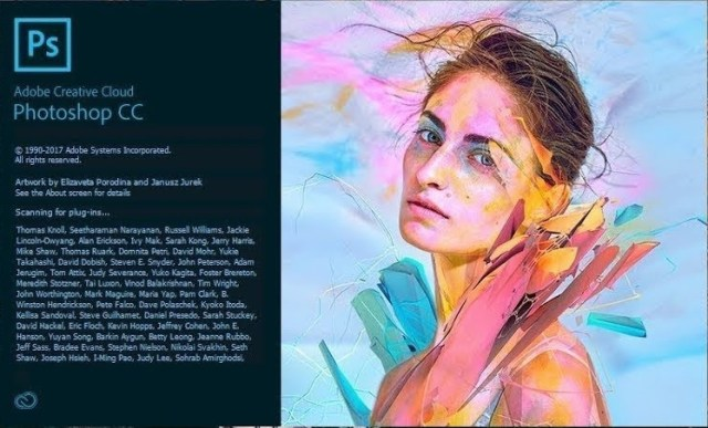 Adobe Photoshop CC 2018 Free Download Crack