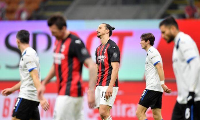 Atalanta hardens Milan by three goals in the Italian League