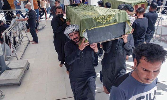 العراق: كارثة حريق مستشفى الحسين تثير غضباً… جثث متفحمة وضحايا تحت الأنقاض وأوامر باعتقال 13مسؤولا