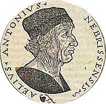 Antonio de Nebrija, Primera Gramática castellana