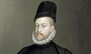 Felipe II, bibliófilo