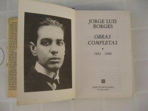 Jorge Luis Borges, un hombre de letras