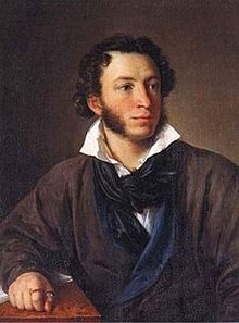 Conoce a Alexandr Serguéievich Pushkin, escritor ruso