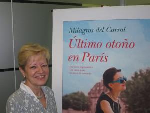 Entrevista a Milagros del Corral, ex Directora de la BNE