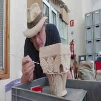 José Luis Menéndez Fueyo, arqueólogo y técnico del MARQ