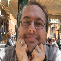 Jesús Castillo, bibliotecario en Red de Bibliotecas de Madrid