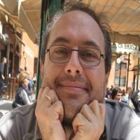 Jesús Castillo, bibliotecario en la Red de Bibliotecas Públicas Municipales del Ayuntamiento de Madrid