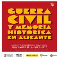 Fuentes documentales sobre la Guerra Civil en el AHPA por María del Olmo