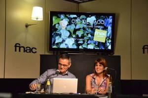 Presentación Ojo de Baco, Antonio Espinosa