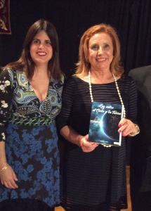 Presentación de la novela Entre el cielo y la tierra de Cristina Pons Pons