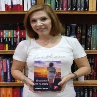 Entrevista a Ángeles Cantero escritora de Me encontré con tu nombre