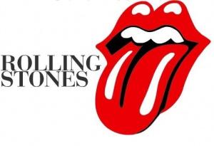 Logotipo de los Rolling Stones Color