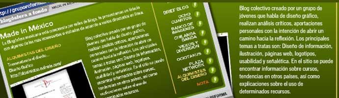 los 10 blogs más leidos - Periodico Reforma