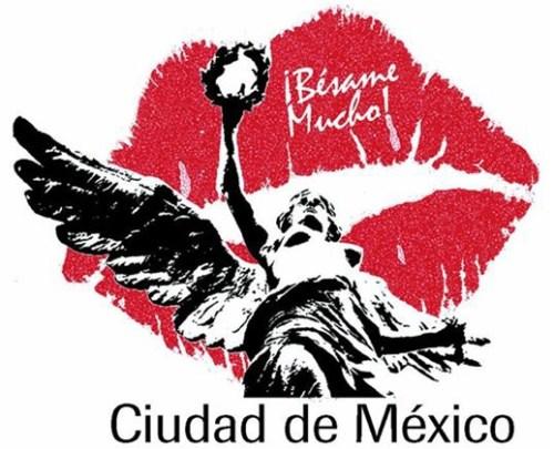 Logotipo 3: Ciudad de México Besote