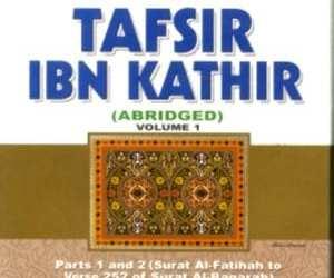 tafseer of Quran