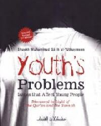 problems affecting our youth, muslim youth issues,problems affecting our youth