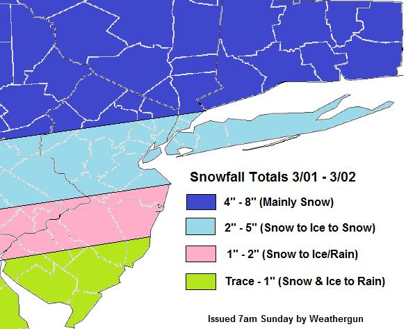 3-1 Snwo Map