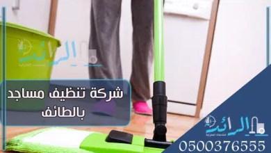 شركة تنظيف مساجد بالطائف