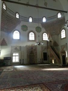 Moschee in Bascarsija Sarajevo