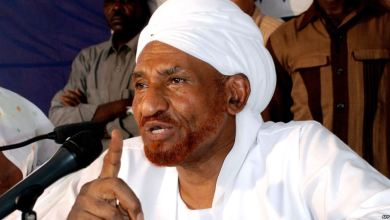 الإمام الصادق المهدي - رئيس حزب الأمة القومي