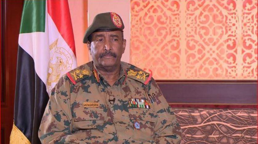 الفريق أول عبد الفتاح البرهان رئيس المجلس العسكري الانتقالي