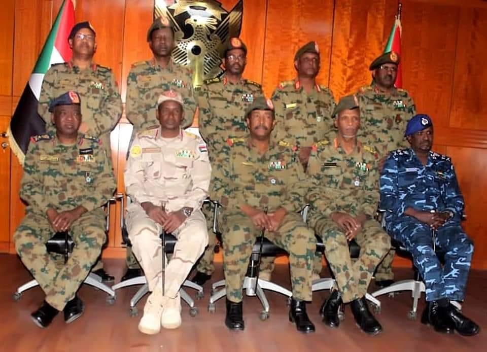 المجلس العسكري الانتقالي