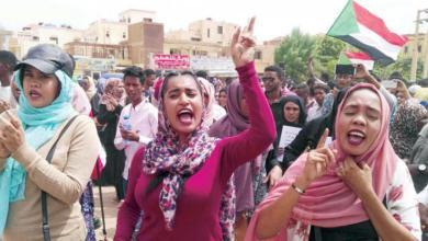 احتجاجات حاشدة عمت شوارع الخرطوم ومدن سودانية تطالب بالقصاص لشهداء الثورة 1 اغسطس 2019
