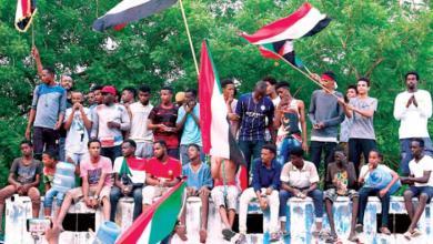 السودان، أفراح الدولة المدنية