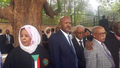 نعمات عبد الله محمد خير رئيسة للقضاء في السودان