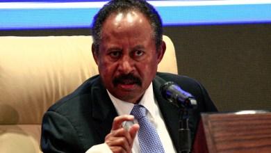 د. عبد الله حمدوك - رئيس الوزراء السوداني