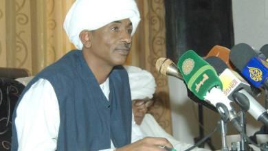 موسى محمد احمد مساعد المخلوع