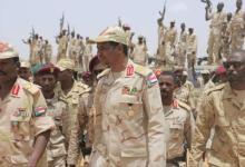 حميدتي - قائد الدعم السريع