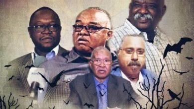 خفافيش التلفزيون السوداني