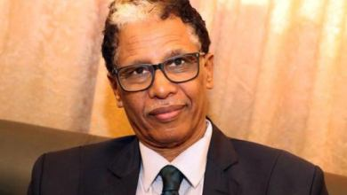 المهندس عادل علي إبراهيم وزير الطاقة والتعدين