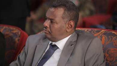 مدني عباس مدني - وزير الصناعة والتجارة السوداني