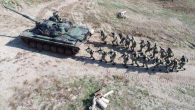 الرئيس التركي رجب طيب أردوغان قال إن أنقرة سترسل قوات إلى ليبيا بناء على طلب منها في مطلع الشهر المقبل